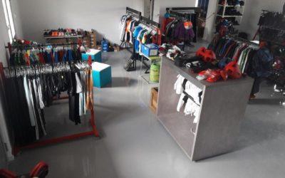 Découvrez les nouveaux locaux de la Recyclerie Sportive de Massy !
