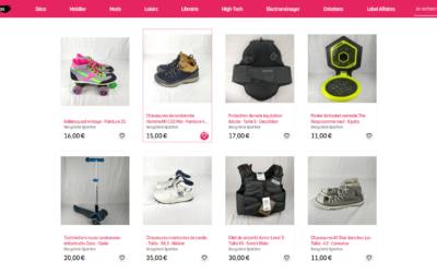 Bric-à-brac 2.0. : La Recyclerie Sportive se lance dans la vente en ligne sur Label Emmaüs