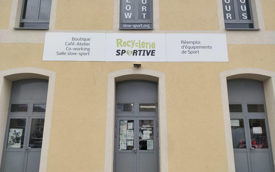 La réouverture des Recycleries Sportives, et de 3 !