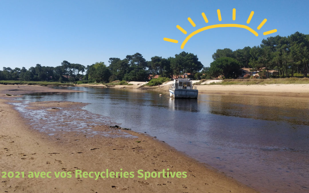 L'été 2021 avec vos Recycleries Sportives